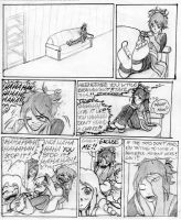 Sheena's Tickle Fight pg.1 by RBM-Ink