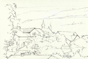 countryside sketches3 by allholic