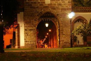 St Albian Gate by TheRaider