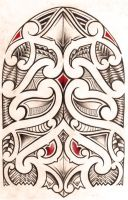 maori design new by WillemXSM
