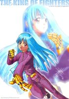 KOF - Kula Diamond by Substance20