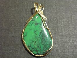 maw sit sit jade in gold by DPBJewelry