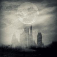 Moon City by lostknightkg