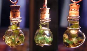 Magic Vial - Vitality by Izile