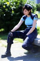 Jill Valentine - RE #3 by SaijaFOX