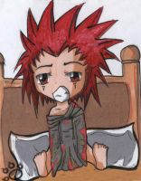 Axel by blacktiger55