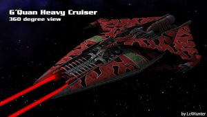 GQuan Heavy Cruier - Video online! by Lc4Hunter