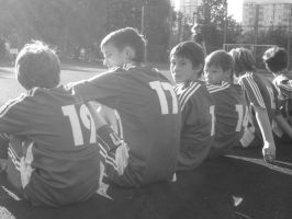 young footballers by mms92