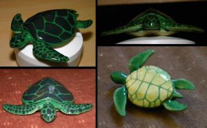 Andrew's Turtle by thegray-candle