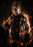 Friday the 13th by Ryan Crain Design by rcrain98