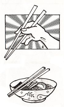 Pictures of Chopsticks by ACGalaga