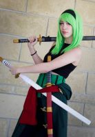 One Piece - Fem Zoro III by GreenTea-Cosplay