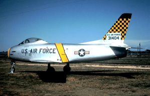 Cannon F-86H by F16CrewChief