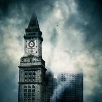 Boston: Dark Time. by inbrainstorm