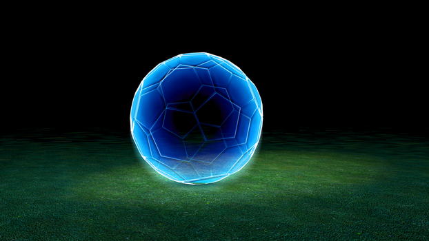 Soccer Ball Version 2 by fearles357