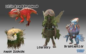 Spore Creations Showcase 6 by bernoully