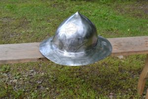 14th century helmet by Skane-Smeden