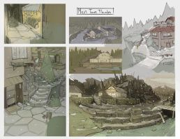 Main Town - Environment Thumbs 2 by CatCouch