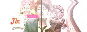 Jin FB Cover by Maxiprenses