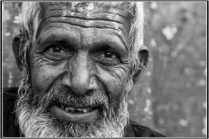 FACE OF SMILE by praveenchettri
