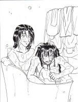 Jack and Will -bath- by Anouk-Sparrow