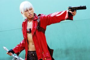 Devil May Cry 3 - Dante 2 by keruuu