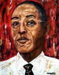Gustavo Gus Fring by amoxes