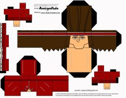 Cubeecraft: Tyler by amigodtodo