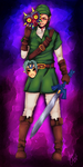 Commission - Jimster Link by Donnis