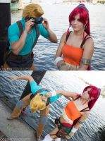 Damn it, Pinion! by KOCosplay