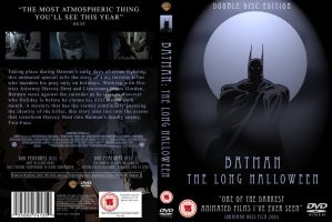 The Long Halloween DVD Cover 2 by dcbats2000