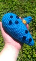 Plush Ocarina: Legend of Zelda by PerilousBard