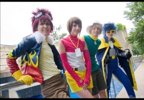 Hey Digimon, Hey Digimon by Twin-Cosplay