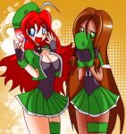 Request - Andreya and Belen by Lucky-JJ