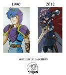 FE: Mother of Falchion!! by TsukiAnimeGirl