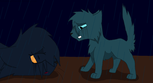 Moonflower's Death by YellowfangOfStarclan