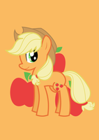 AppleJack Wallpaper! by Altimos0023