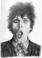 Billie  Joe Armstrong by 1drawingGirl