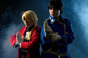 Full Metal Alchemist by gossamer-and-giggles