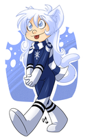 CoH - Lil Snowflake by deeum