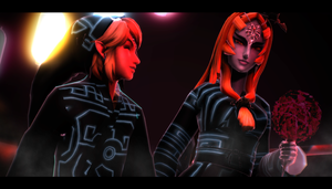 ||MMD||LoZ||MidLink|| =-The Twilight Festival-= by UniTheNep