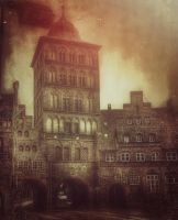 Burgtor by reachmehere