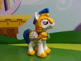 Canterlot Royal Gaurd blind bag by balthazar147