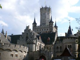 Castle Marienburg 6 by wollibear