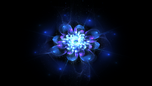 Cosmic Flower v2 by shadex00x