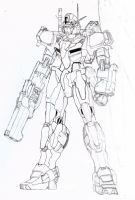 Random Gundam by StrikeRougeMk2
