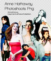 Anne Hathaway Photoshoots Pngs by GimmeFamous