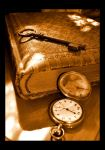 The Book of Time and Secrets 2 by Forestina-Fotos