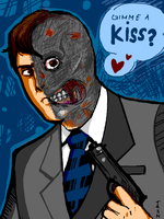 Two Face Loves You by Batata-Tasha