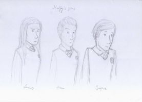 Malfoy's Sons by ThroughMyThoughts